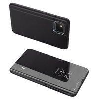 Clear View Case cover for Realme 8 Pro / Realme 8 black