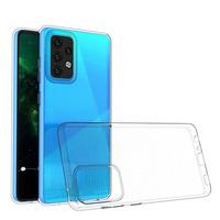 Ultra Clear 0.5mm Case Gel TPU Cover for Vivo V21 5G transparent