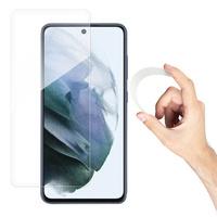 Wozinsky Nano Flexi Glass Hybrid Screen Protector Tempered Glass for Samsung Galaxy S21 FE