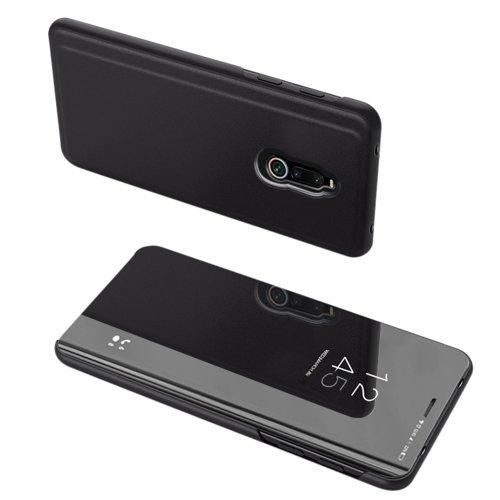 Clear View Case Cover für Xiaomi Redmi 8 schwarz