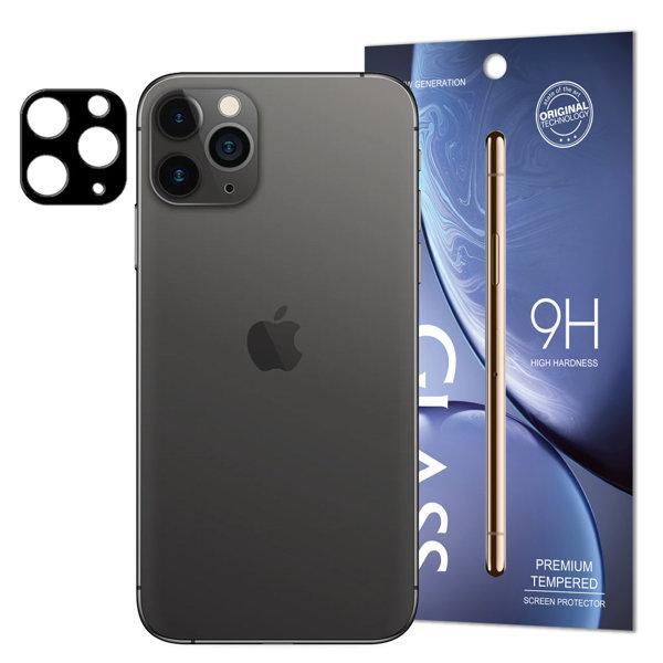Full Camera Tempered Glass Super Robust Panzerglas Vollbild Hartglas für iPhone 11 Pro Max / iPhone 11 Pro