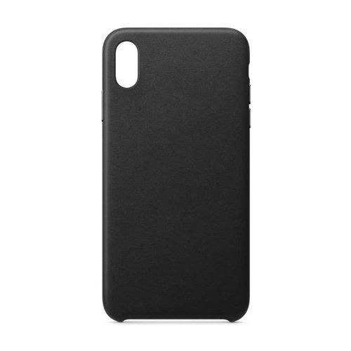 ECO Leather skórzane etui pokrowiec ze skóry ekologicznej iPhone 11 Pro czarny