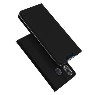 DUX DUCIS Skin Pro kabura etui pokrowiec z klapką Samsung Galaxy A20e czarny
